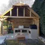 Outdoor Kitchens our our Speciality